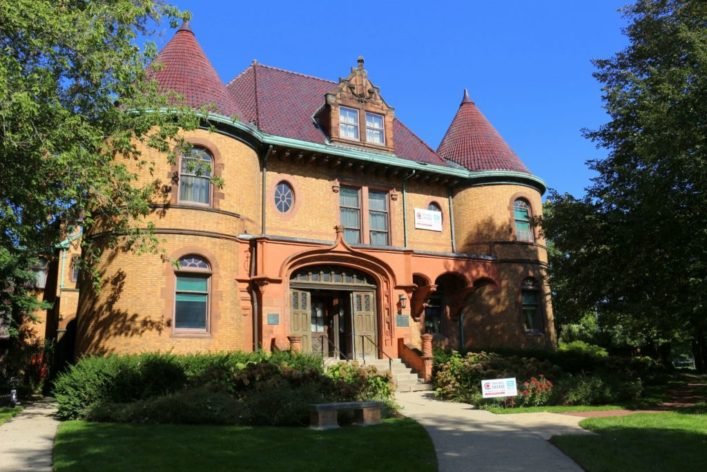 Charles Gates Dawes House in Evanston, IL