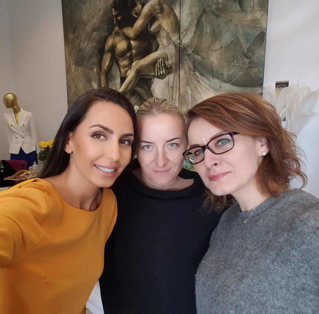 Galina Petrova, Monika Baranski, Teresa Habczyk