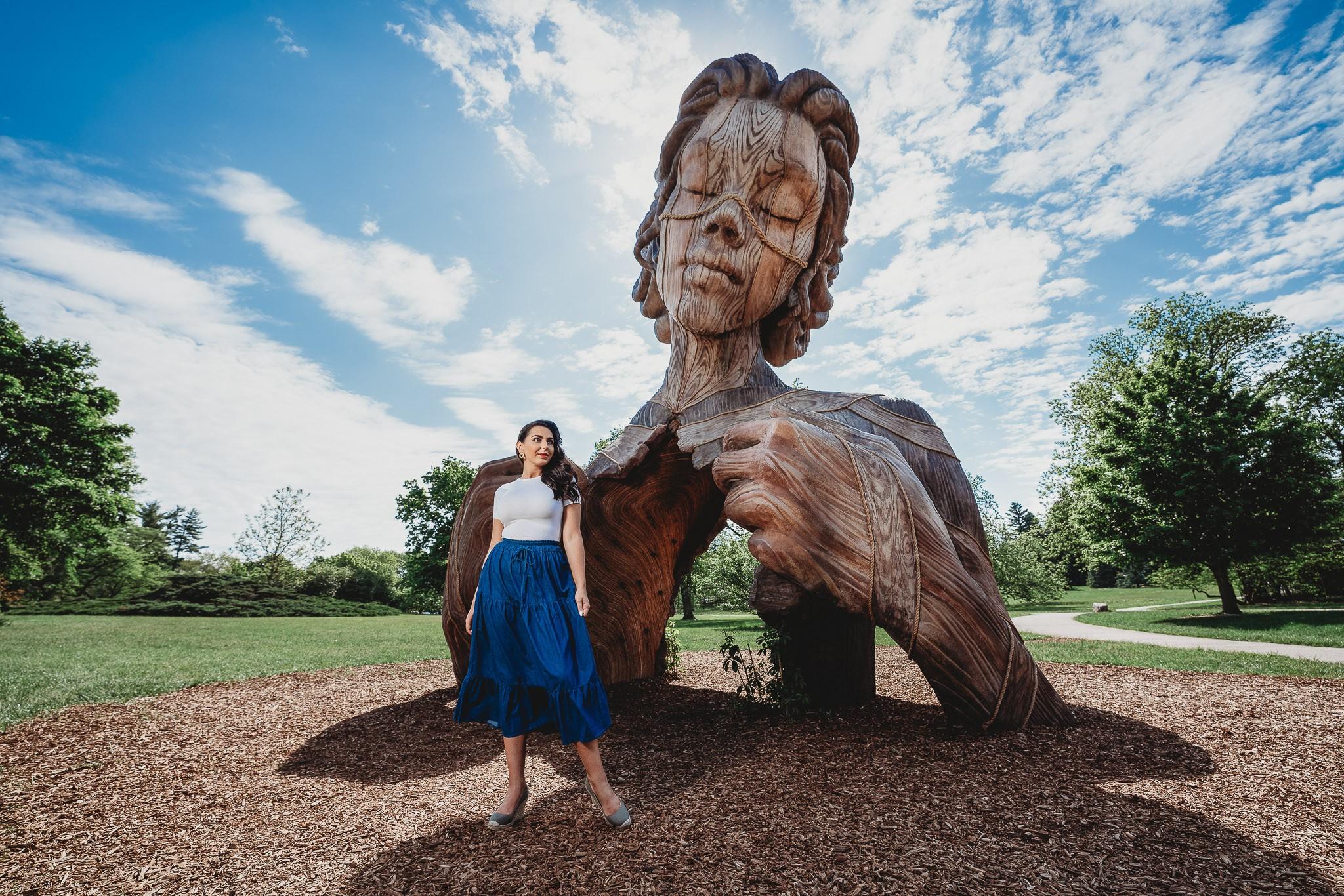 New in Chicago: Morton Arboretum's 'Human+Nature' Exhibit